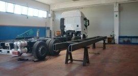montaggio gru idraulice