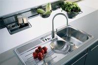 fancy kitchen taps