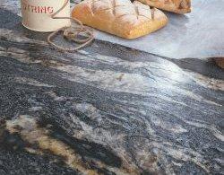 kitchen marble plank