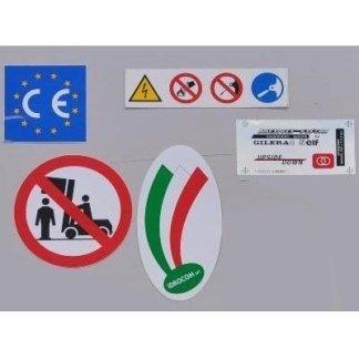 Etichette in PVC