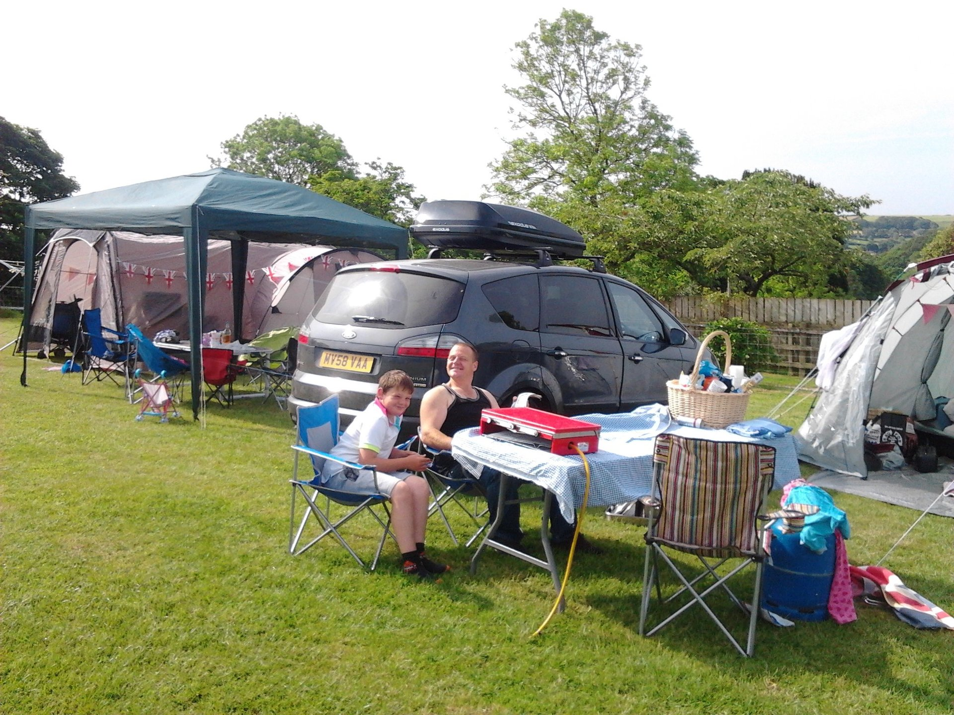 Caravanning & Camping Holidays, Cornwall