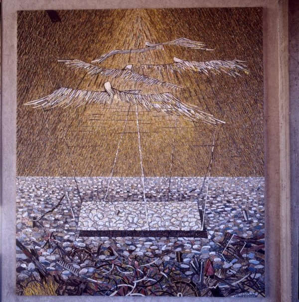 Castellanza Cemetery Tribute to the Father and to rural culture 290 x 250 1980