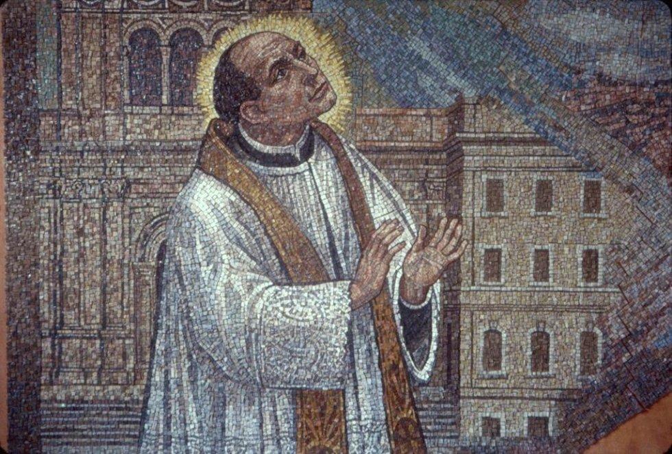 CHURCH IN ROME ARTIST EROLI BROS