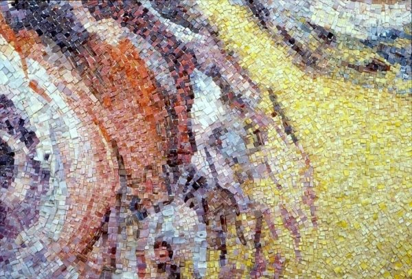 Boris Mardesic Mosaic