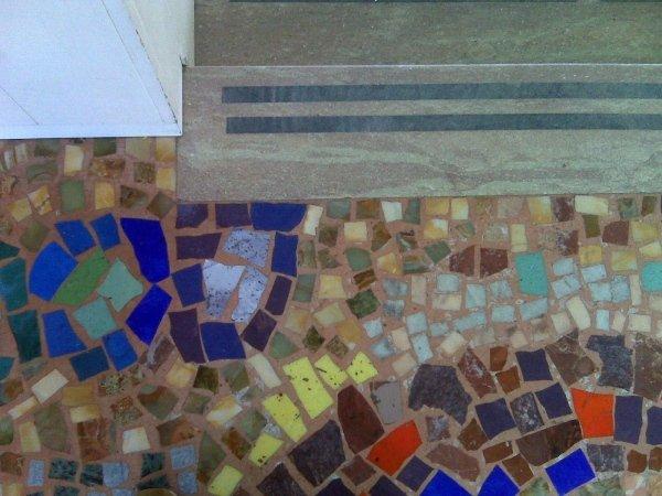 Grado Thermal Baths Mosaic