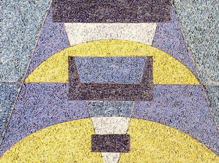 MOSAIC BY Mario RADICE