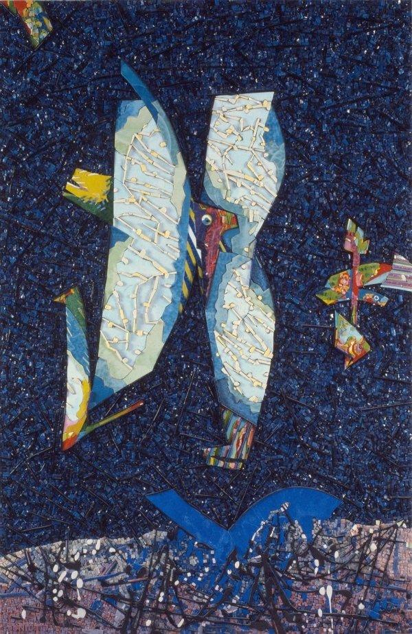 Gianni Dova - Mosaic