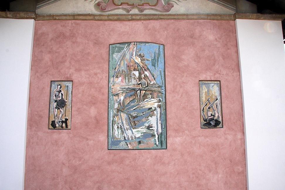 Artist Gabai Lugano