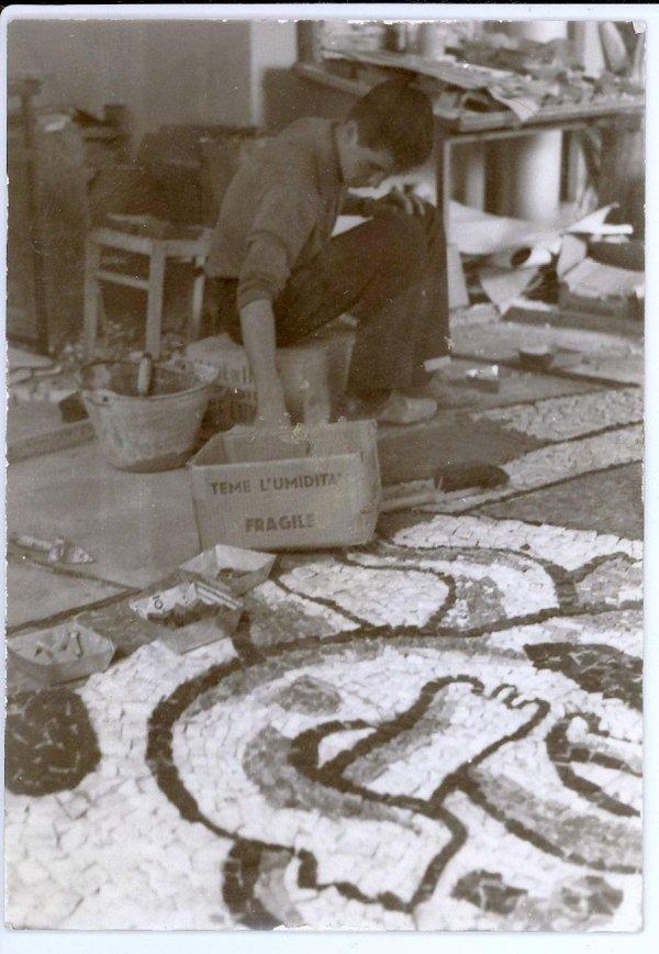 Fernand LEGER PAGANI Found. CASTELLANZA VARESE