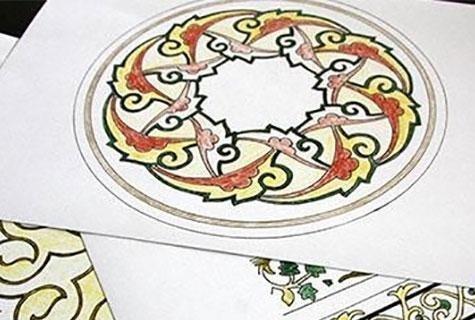 Decorazioni vetro mosaico