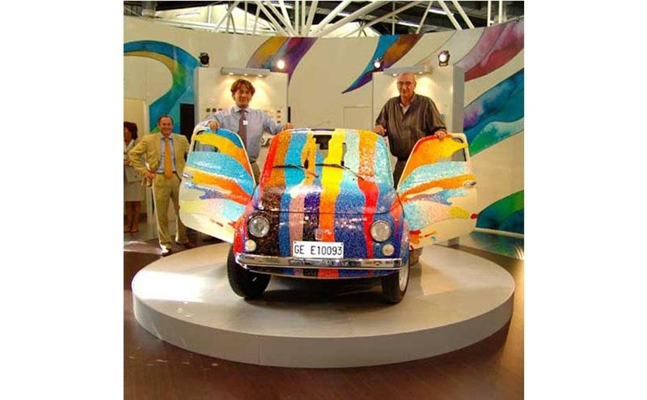 Dario Brevi - Fiat 500