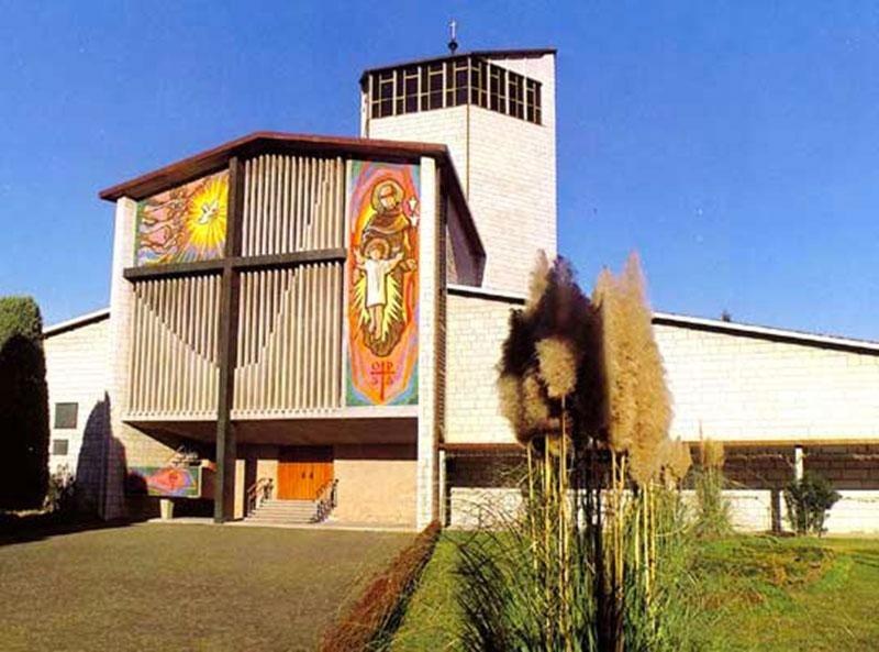 Fernando Michelini - Church in Padua