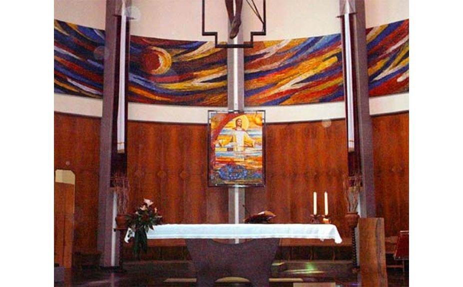 Father Francesco Radaelli - Church in Lissone (Mi)