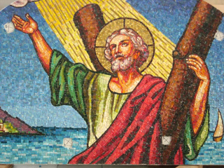 mosaici a tema decorativo