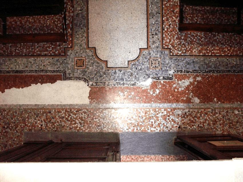 Restauro palladiana