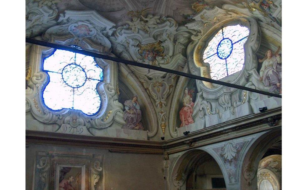 ABBAZIA SAN NICOLA Rodengo Saiano Brescia
