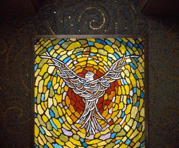 Vetrata Rabbi Cimitero di Canegrate 120x120 1983
