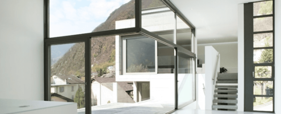 serramenti in alluminio e legno