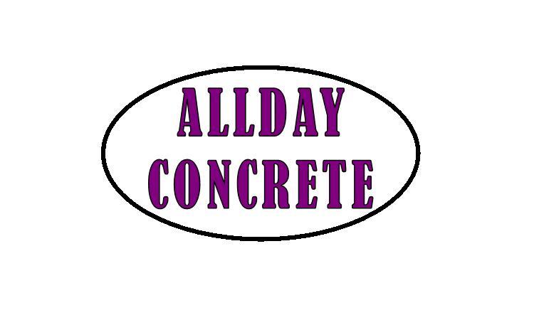 allday concrete logo