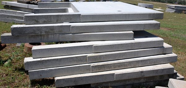 concrete precast wall panels