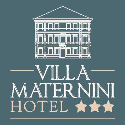 HOTEL VILLA MATERNINI - LOGO