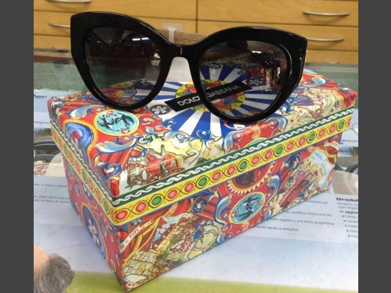 montatura occhiali dolce e gabbana