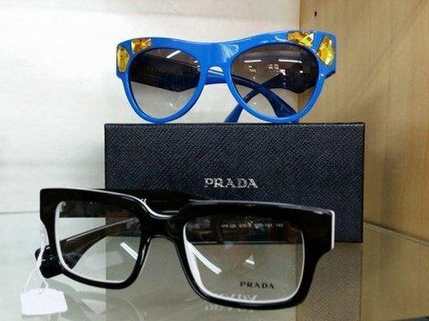 modelli occhiali prada
