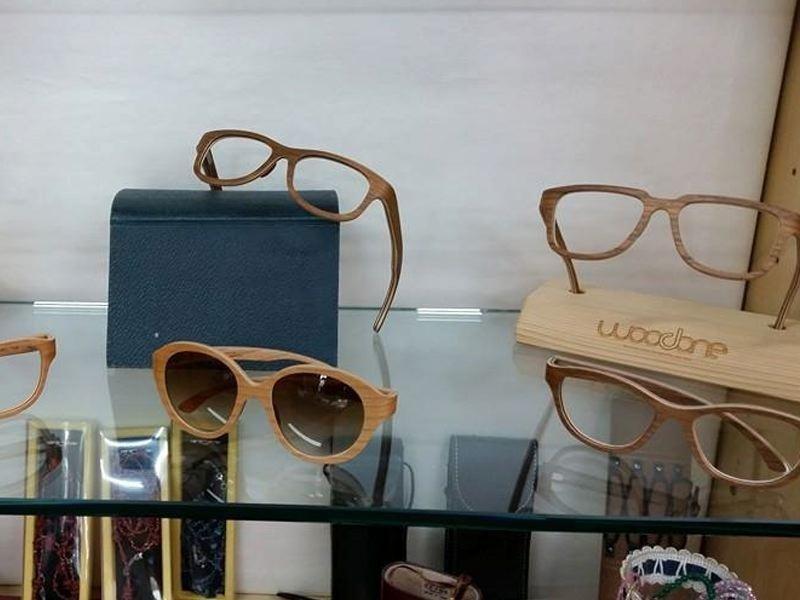 motnature occhiali in legno