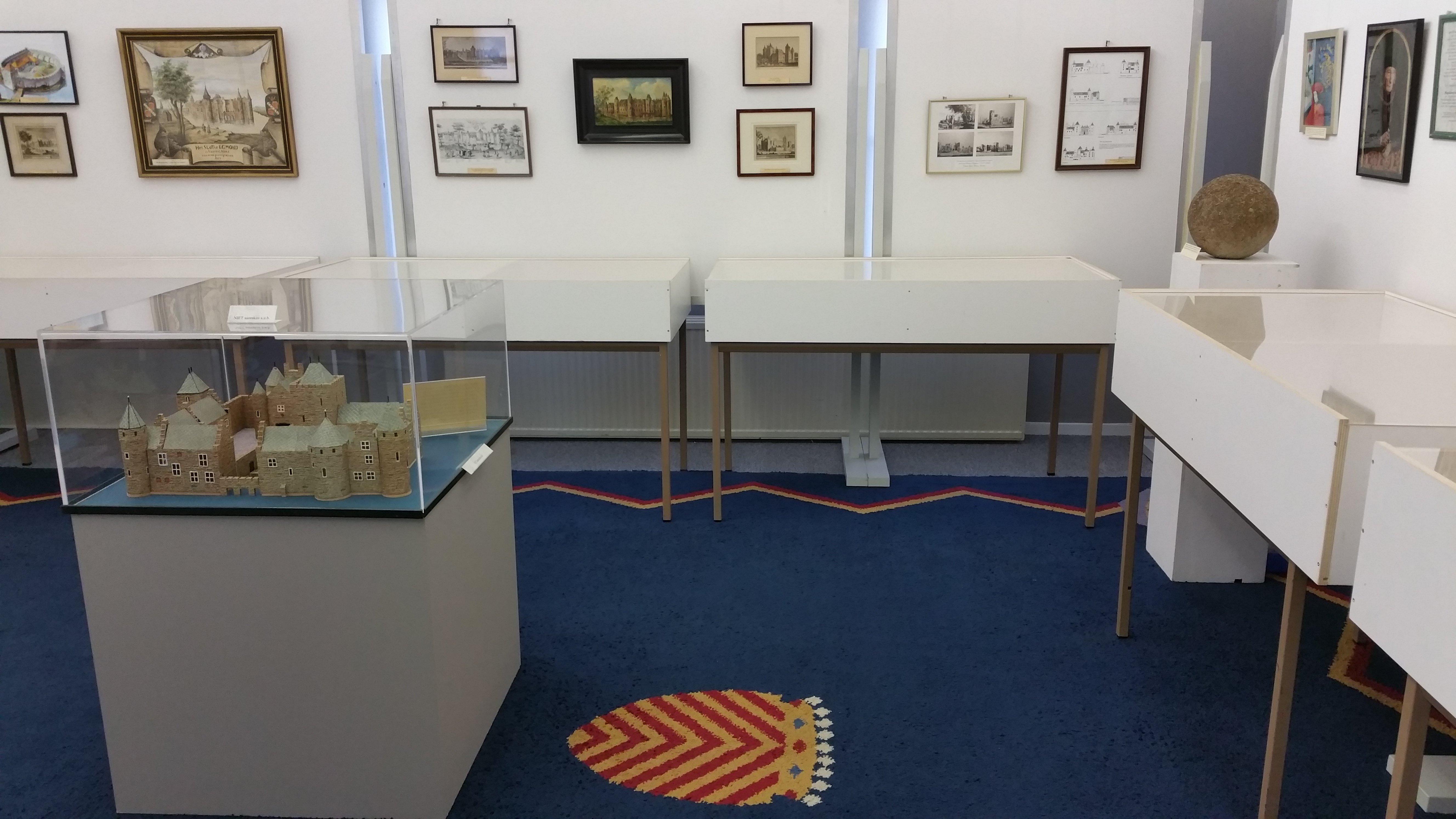 Huys Egmont expositie door Jos Hof