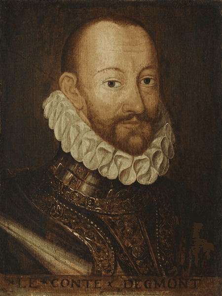 Lamoraal, graaf van Egmont