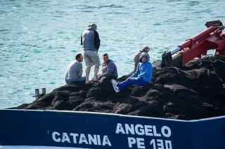 persone su una barca