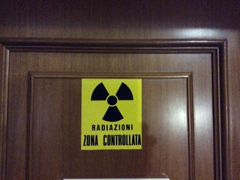 Radiologia - Zona controllata