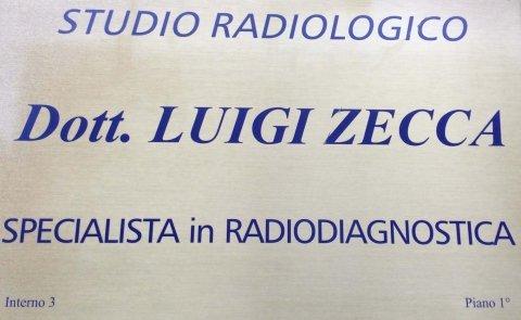 Studio radiologico Zecca
