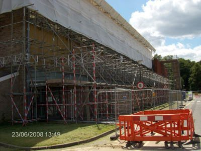 commercial scaffolding solutions