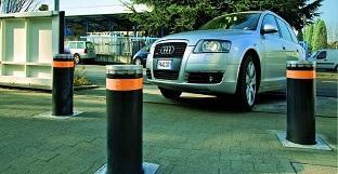 parcheggi e controllo accessi