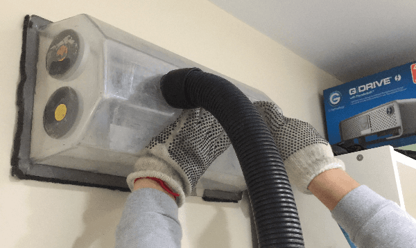 Commercial Duct Cleaning in New York City