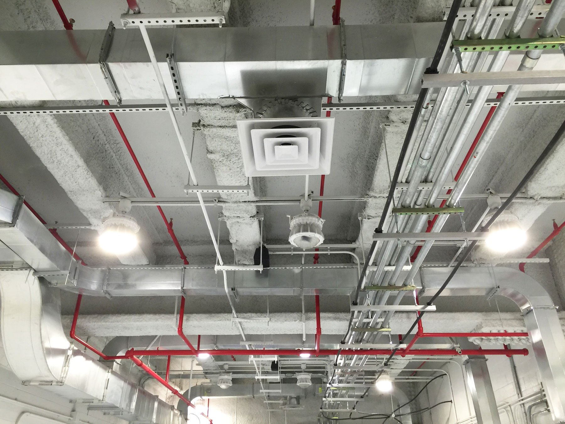 New York City Commercial Duct Cleaning