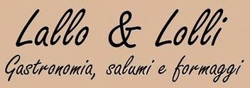 LALLO & LOLLI - GASTRONOMIA, SALUMI E FORMAGGI-Logo
