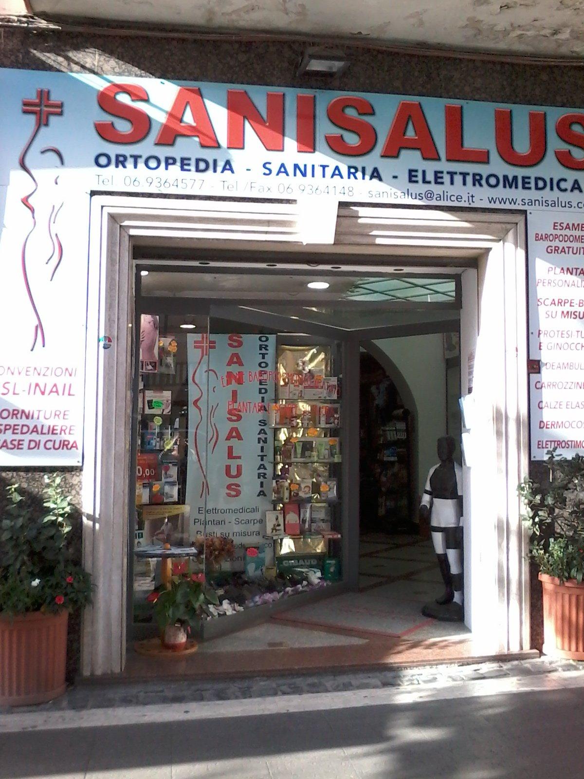 vista da fuori di Sanisalus