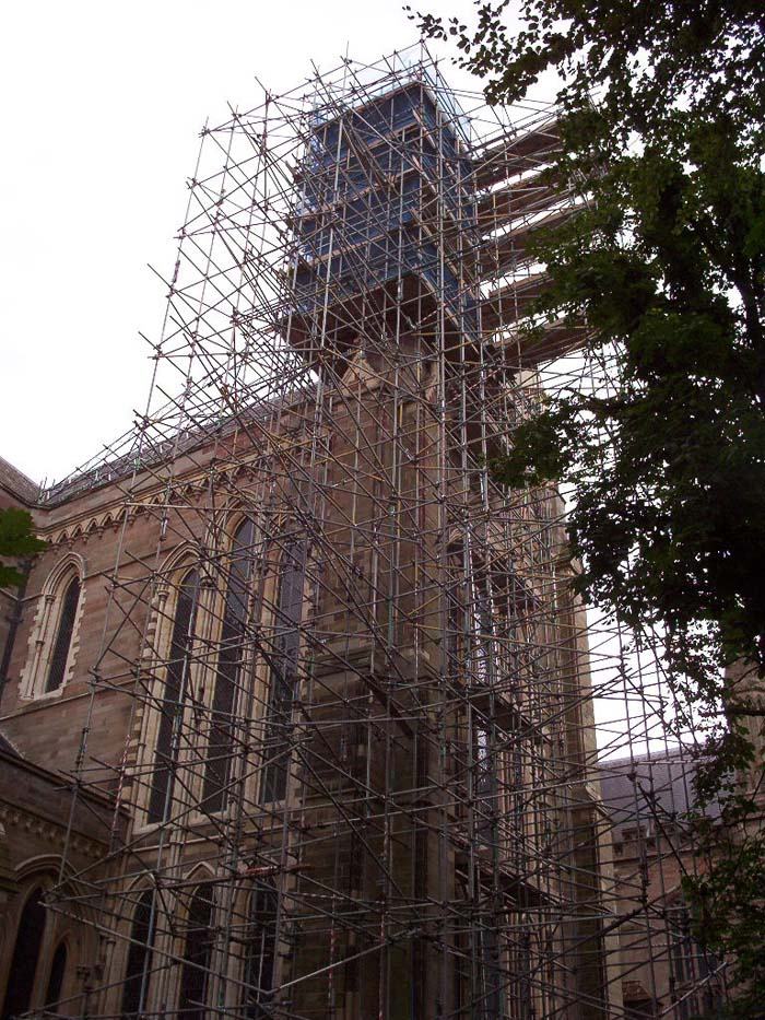 building scaffold