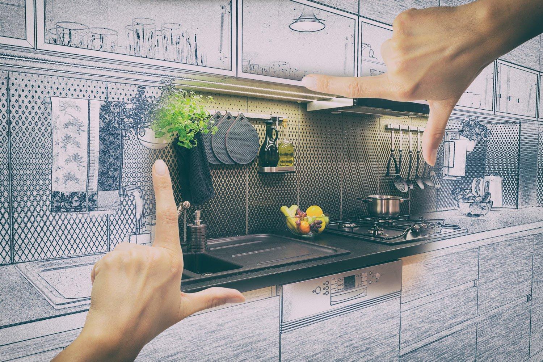 Mobili Cucine Componibili Economiche. Elegant Cucine Moderne ...