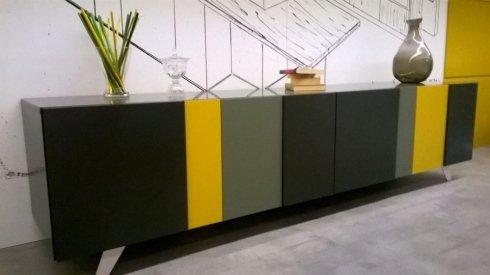 disegno moderno delle Cucine Del Levante Home a Bari