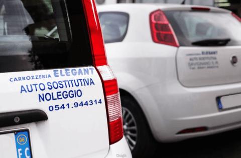 Auto sostitutiva e noleggio
