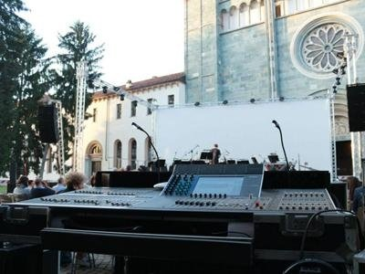 Service concerti