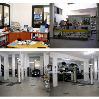 Riparazione veicoli Opel