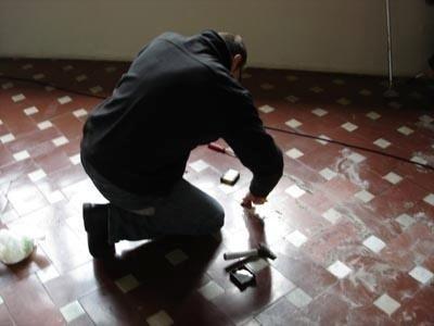 trattamento pavimento