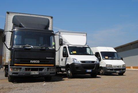 Trasporto di merci su strada
