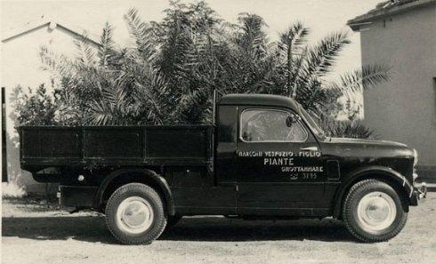 Marconi Vespuzio Fiat 1100
