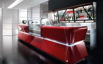 bancone arredamento per bar