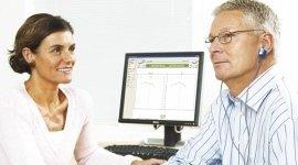dispositivi acustici, esami medici, analisi dell'udito